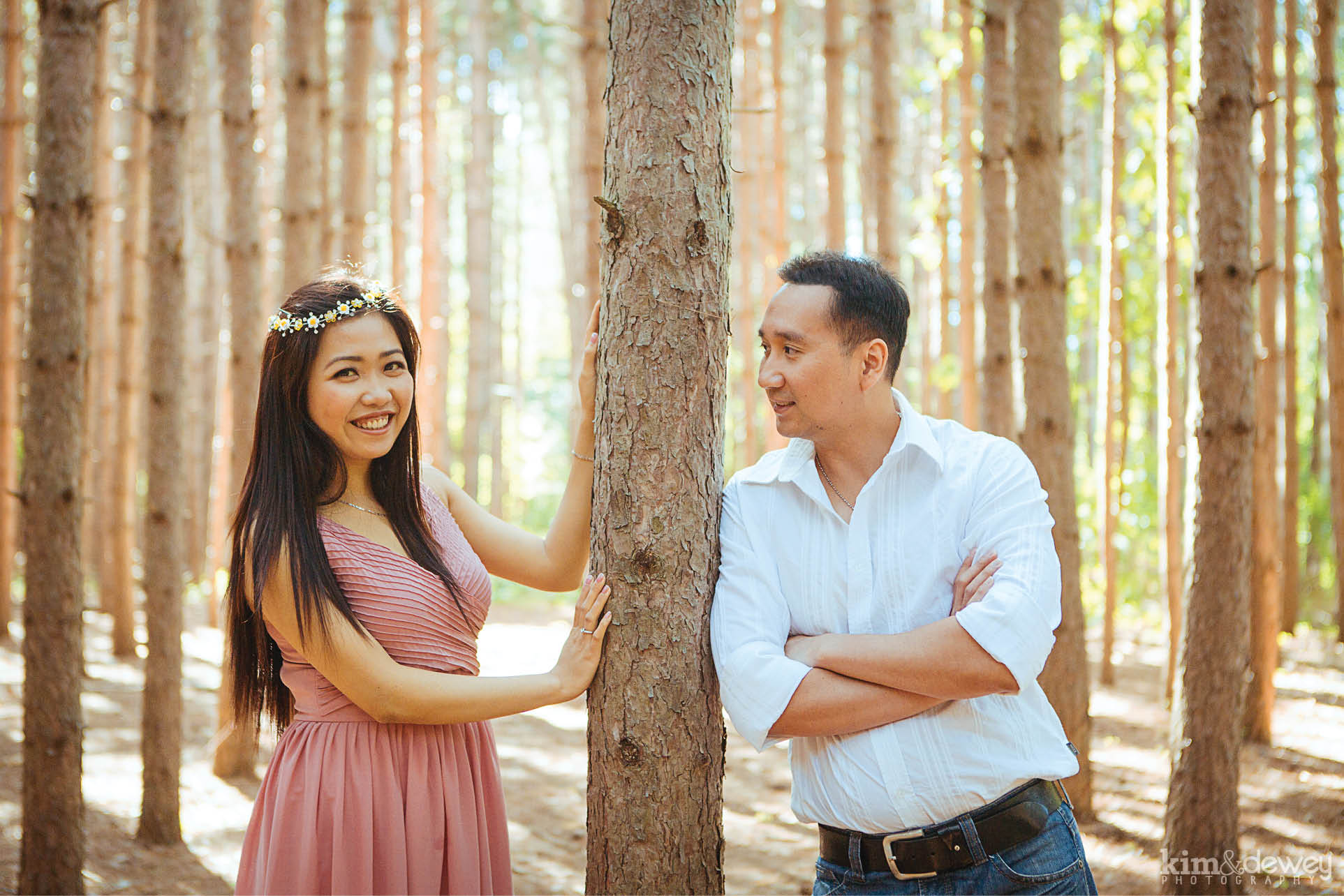 Engagement Forest